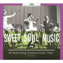 SWEET SOUL MUSIC: 1969 CD