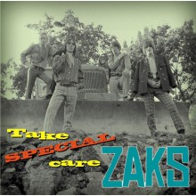 "ZAKS ""TAKE SPECIAL CARE"" LP"