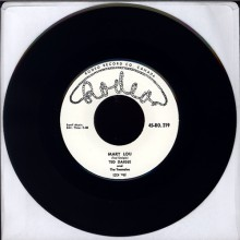 "TED DAIGLE ""Mary Lou/ No One Else"" 7"""