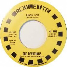 "DEVOTIONS ""ZINDY LOU/SNOW WHITE"" 7"""