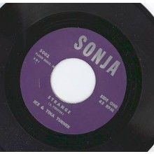"IKE & TINA TURNER ""STRANGE/ YOU'RE A JIVE PLAYBOY"" 7"""