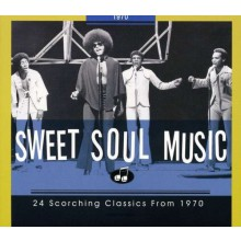 SWEET SOUL MUSIC: 1970 CD