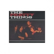 "PRETTY THINGS ""S/T"" CD"
