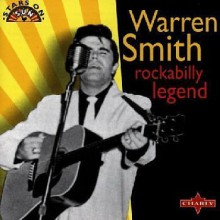 "WARREN SMITH ""ROCKABILLY LEGEND"" CD"