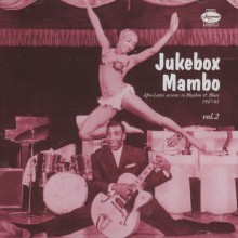 JUKEBOX MAMBO VOLUME 2 CD