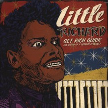 LITTLE RICHARD Get Rich Quick : The Birth Of A Legend LP