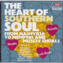 HEART OF SOUTHERN SOUL CD