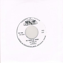 "BIG WALTER ""SIX WEEKS OF MISERY/OH NO, NO BLUES"" 7"""