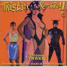 TWISTIN RUMBLE VOLUME 3 cd