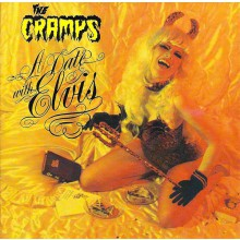 "CRAMPS ""A DATE WITH ELVIS"" CD"