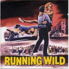 RUNNING WILD cd (Buffalo Bop)