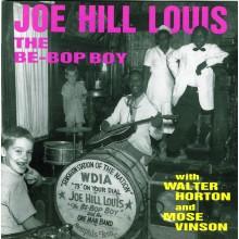 """JOE HILL LOUIS """"THE BEE BOP BOY"""" CD"""