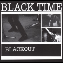 "BLACK TIME ""BLACKOUT"" CD"