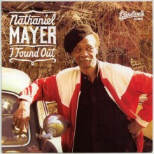 "NATHANIEL MAYER ""I FOUND OUT"" & 2 songs 7"""