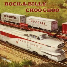 ROCKABILLY CHOO CHOO cd (Buffalo Bop)