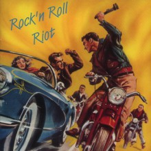 ROCK'N'ROLL RIOT cd (Buffalo Bop)