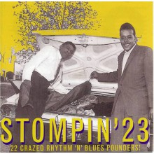 STOMPIN Volume 23 CD