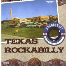 TEXAS ROCKABILLY CD