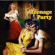 TEENAGE PARTY CD (Buffalo Bop)