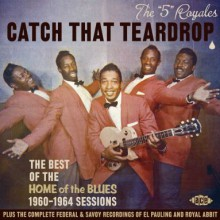 "FIVE ROYALES ""CATCH THAT TEARDROP"" CD"