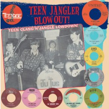 "TEENAGE SHUTDOWN ""TEEN JANGLER BLOWOUT"" LP"