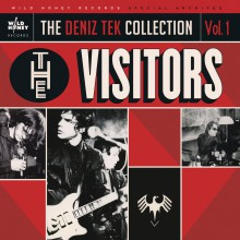 """VISITORS """"The Deniz Tek Collection """" LP"""