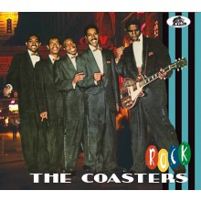 "COASTERS ""ROCK"" CD"