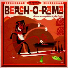 BEACH-O-RAMA LP+CD