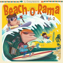 BEACH-O-RAMA Volume 2 LP+CD