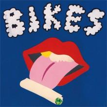 "BIKES ""S/T"" LP"