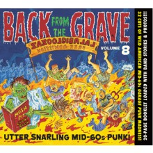 BACK FROM THE GRAVE 8 CD