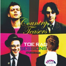 "COUNTRY TEASERS ""Toe Rag Sessions, September 1994"" Gatefold LP"