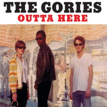 "GORIES ""OUTTA HERE"" CD"