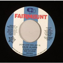 "TARI STEVENS ""False Alarm/ BONNIE & LEE ""The Way I Feel About You"" 7"""