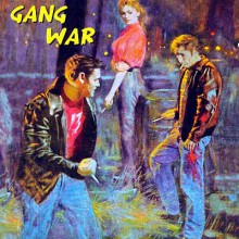 GANG WAR CD (Buffalo Bop)