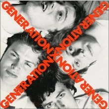 "GENERATION X ""Your Generation: Demo Version"" 7"""