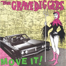 "GRAVEDIGGERS ""MOVE IT!"" LP"