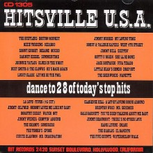HITSVILLE USA CD