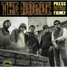 "HORDE ""PRESS BUTTONS FIRMLY""  LP"