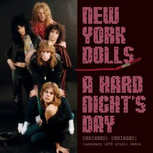 "NEW YORK DOLLS ""A Hard Night's Day"" DoLP"