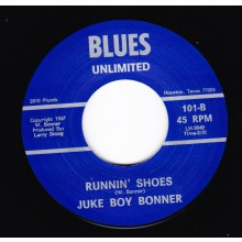 "JUKE BOY BONNER ""RUNNIN' SHOES / YAKIN' IN MY PLANS"" 7"""