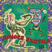 JUNGLE EXOTICA Volume TWO lp