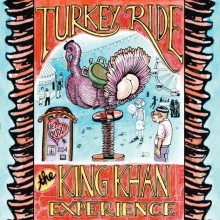 "KING KHAN EXPERIENCE ""TURKEY RIDE"" LP"