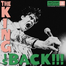 "CRAMPS ""The King Is Back"" LP"
