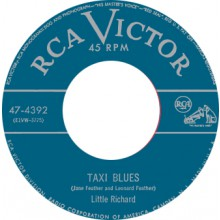 "LITTLE RICHARD ""TAXI BLUES / EVERY HOUR"" 7"""