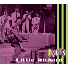 "LITTLE RICHARD ""ROCKS"" CD"