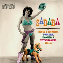 "SADABA: Exotic Blues & Rhythm Vol. 6 10"""
