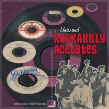 UNISSUED ROCKABILLY ACETATES LP