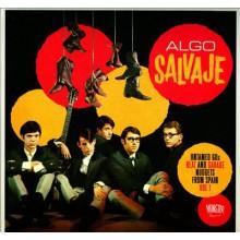 ALGO SALVAJE CD