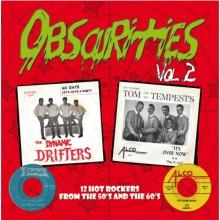 """OBSCURITIES """"Volume 2"""" 10"""""""